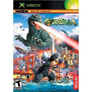Godzilla Save the Earth (Xbox)