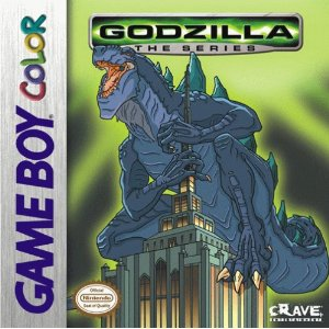 Godzilla: The Series (Gameboy Color)