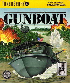 Gunboat (Turbo Grafx 16)