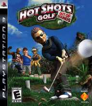Hot Shots Golf: Out of Bounds (PS3)