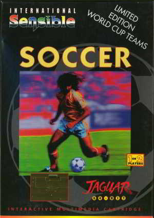International Sensible Soccer (Atari Jaguar)