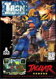 Iron Soldier (Atari Jaguar)