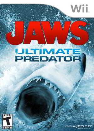 Jaws: Ultimate Predator (Nintendo Wii)