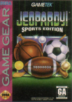 Jeopardy Sports Edition (Sega Game Gear)