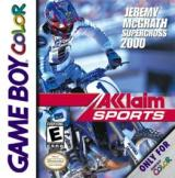 Jeremy McGrath Supercross 2000 (Gameboy Color)