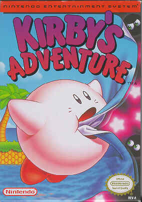 Kirby's Adventure (NES)