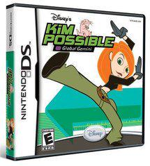 Kim Possible Global Gemini (DS)