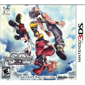 Kingdom Hearts 3D Dream Drop Distance (3DS)