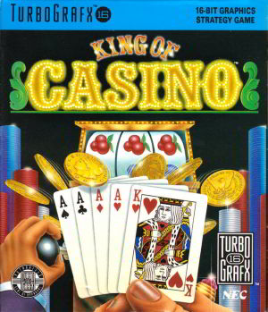 King Of Casino (Turbo Grafx 16)