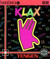 Klax (Turbo Grafx 16)
