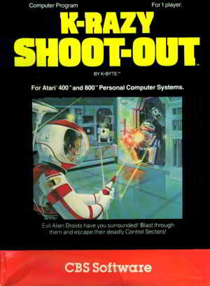 K-razy Shoot-Out (Atari 5200)
