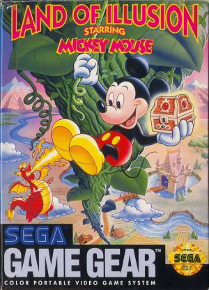 Land of Illusion Mickey Mouse (Game Gear)