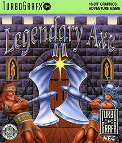 Legendary Axe II (Turbo Grafx 16)
