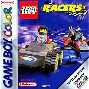 Lego Racers (Gameboy Color)