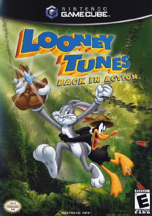 Looney Tunes Back in Action (Gamecube)