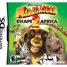 Madagascar: Escape 2 Africa (NDS)