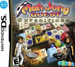 Mahjong Quest: Expeditions (DS)