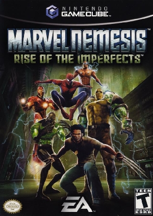 Marvel Nemesis Rise of the Imperfects (Gamecube)