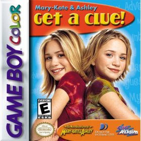 Mary-Kate & Ashley: Get A Clue (GBC)