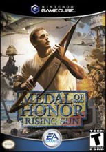 Medal of Honor Rising Sun (GC)