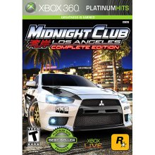Midnight Club: Los Angeles -- Complete Edition (Xbox 360)