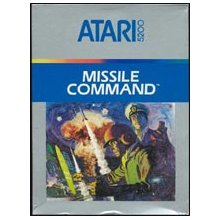 Missile Command [Atari 5200 Game]