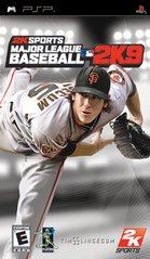 Major League Baseball 2K9 (PSP)
