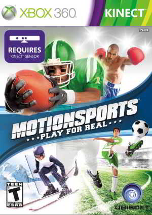 MotionSports (Xbox 360)