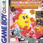 Ms. Pac-Man: Special Color Edition (GBC)