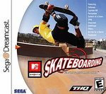 MTV Sports Skateboarding Featuring Andy MacDonald (DREAMCAST)