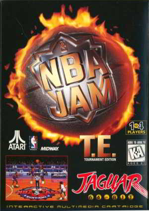 NBA Jam T.E. (Jaguar)