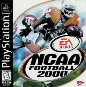 NCAA Football 2000 (Playstation)