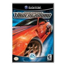 Need for Speed Underground (Gamecube)
