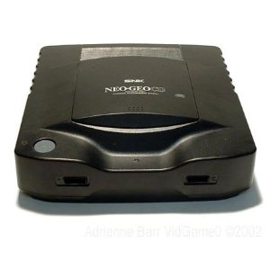 Neo Geo CD System - Video Game Console