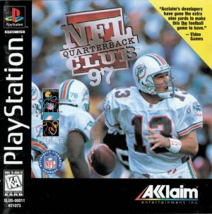 NFL Quarterback Club '97 - Sony Playstation