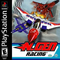 N.GEN Racing (Playstation)