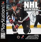NHL Breakaway '98 (Playstation)