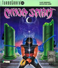 Ninja Spirit (Turbo Grafx 16)