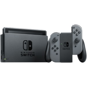 Nintendo - Nintendo Switch 32GB Console - Gray Joy-Con