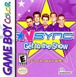 NSYNC Get to the Show (Gameboy Color)