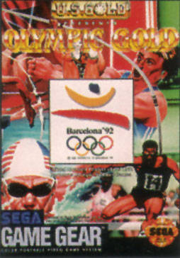Olympic Gold (Game Gear)