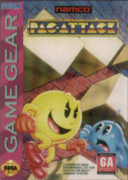 Pac-Attack (Game Gear)
