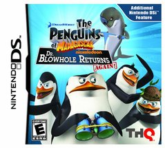 Penguins of Madagascar: Dr. Blowhole Returns (DS)
