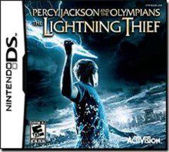 Percy Jackson & the Olympians: The Lightning Thief (DS)