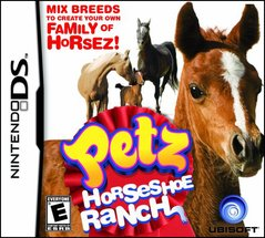 Petz: Horseshoe Ranch (DS)