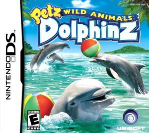 Petz Wild Animals Dolphinz (Nintendo DS)