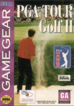 PGA Tour Golf 2 (Game Gear)