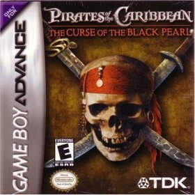 Pirates of the Caribbean (GBA)