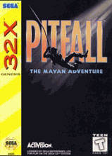 Pitfall Mayan Adventure (Sega 32X)