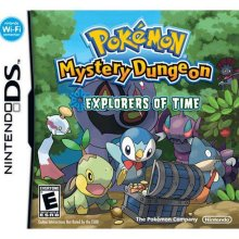 Pokemon Mystery Dungeon: Explorers of Time (NDS)